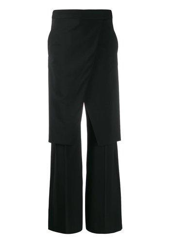 MM6 MAISON MARGIELA straight pant black