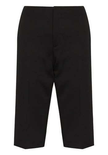MAISON MARGIELA formal shorts black