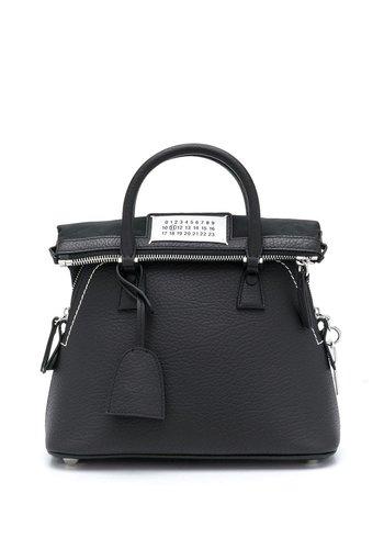 MAISON MARGIELA mini 5ac bag black