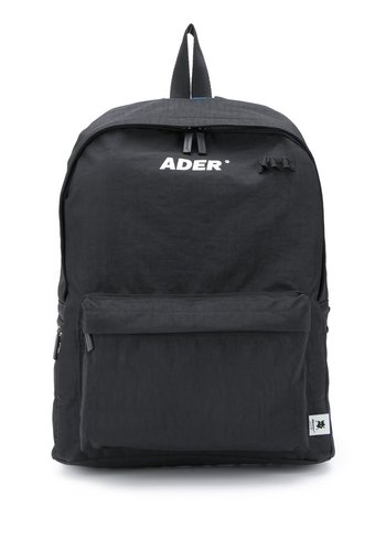 ADER ERROR rivet label 2way bag
