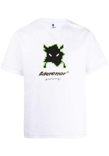 ADER ERROR vader t-shirt offwhite