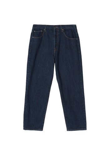 STUSSY big ol' jeans indigo