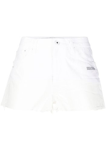 OFF-WHITE shorts white no color