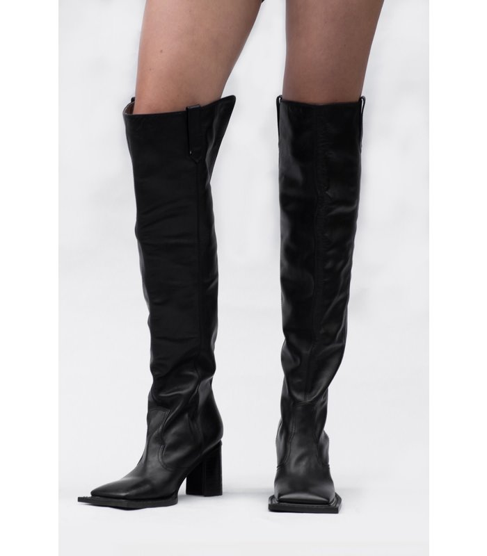 HOWLING BOOTS BLACK
