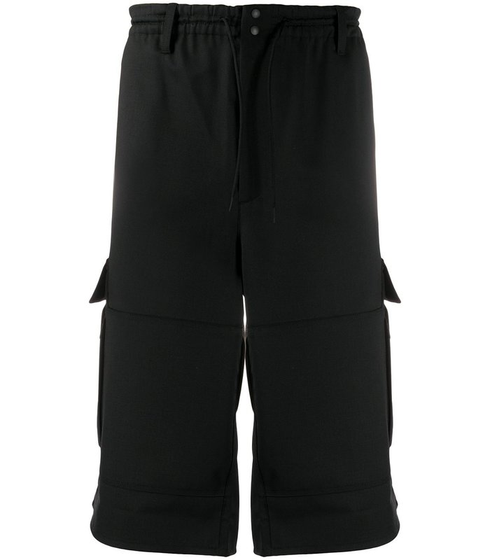 CARGO SHORT BLACK