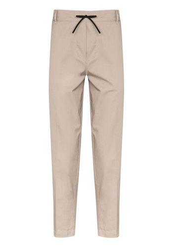 MAISON KITSUNE city pants light khaki