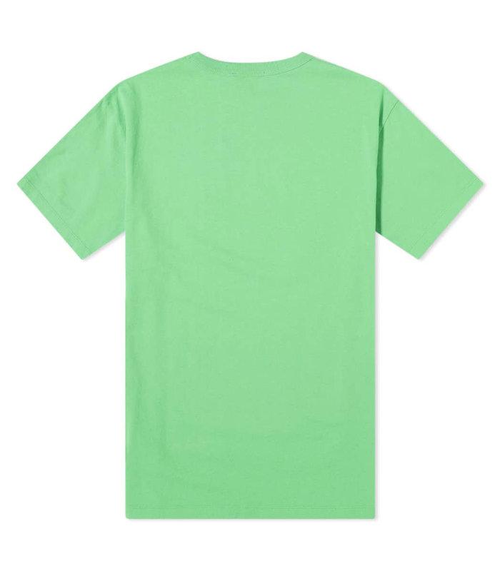 ACIDE PATCH T-SHIRT GREEN
