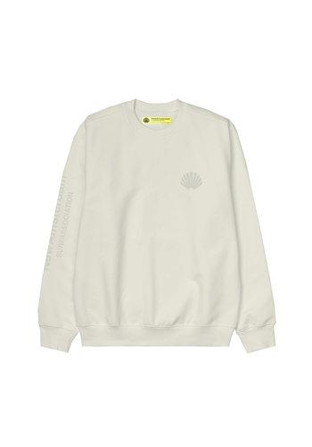 NEW AMSTERDAM SURFASSOCIATION logo sweater bone