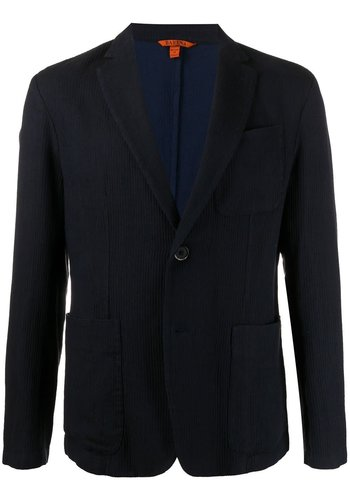 BARENA jacket borgo botto navy
