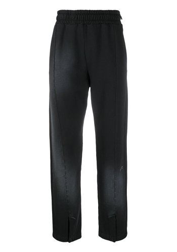 A-COLD-WALL* snap front pant black