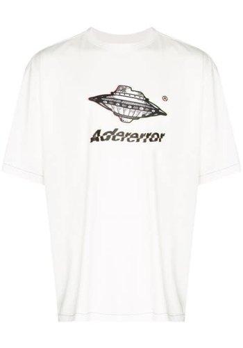 ADER ERROR T-914 t-shirt offwhite