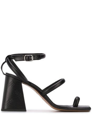 MAISON MARGIELA tabi strap sandal black