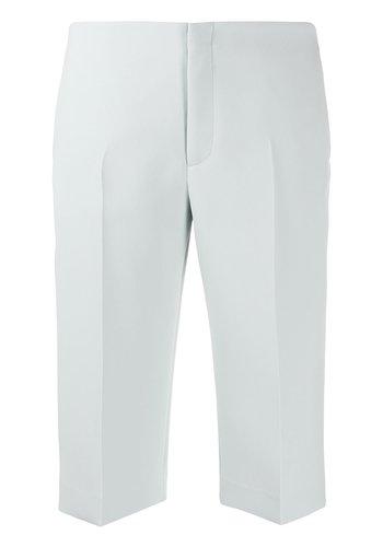 MAISON MARGIELA formal shorts mint