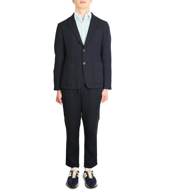 TROUSERS COSMA NAVY