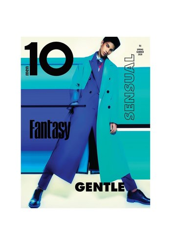 10 MEN MAGAZINE issue 51
