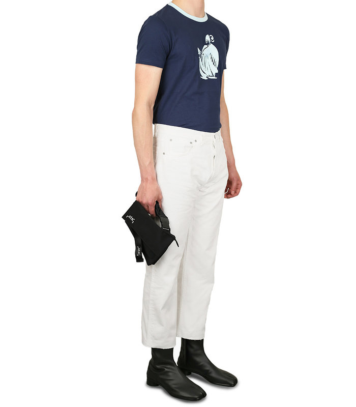 STRAIGHT JEANS WHITE