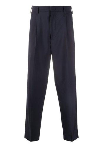 BARENA pants talon navy