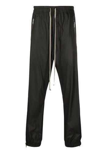 RICK OWENS tecuatl track pants black