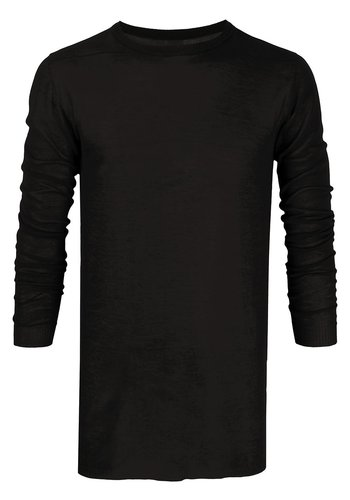 RICK OWENS knit sweater biker level