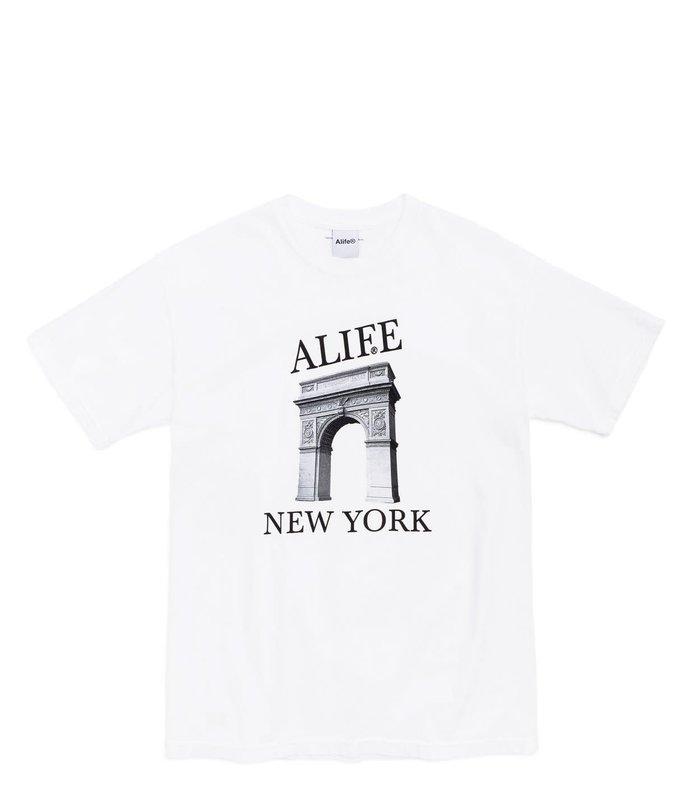 ALIFE Alife Washington Square Tee