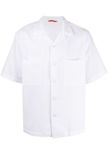 BARENA shirt solana stoco white