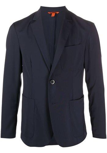 BARENA jacket borgo tela navy