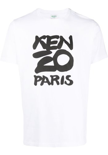KENZO paris t-shirt white