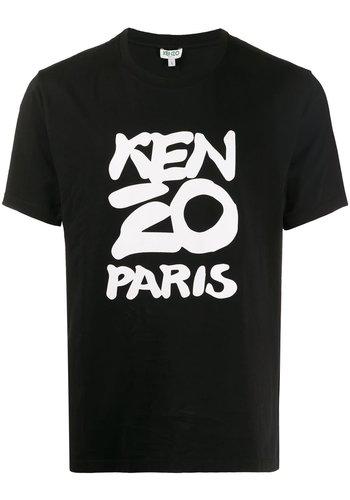 KENZO paris t-shirt black