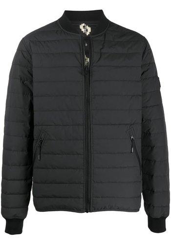 KENZO reversible down jacket black