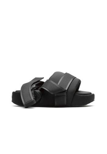Y-3 black sandals