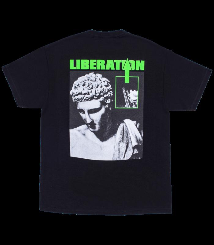 LIBERATION T-SHIRT BLACK