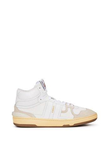 LANVIN hightop tennis sneakers