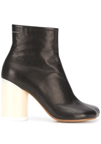 MM6 MAISON MARGIELA ankle boot black