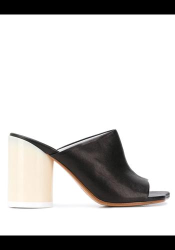 MM6 MAISON MARGIELA sandal shoes black