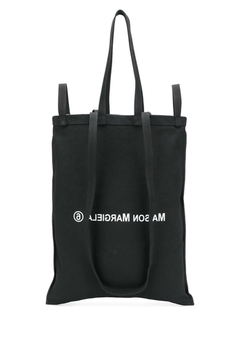 MM6 MAISON MARGIELA shopping bag black