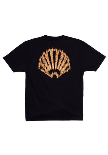 NEW AMSTERDAM SURFASSOCIATION refine t-shirt black