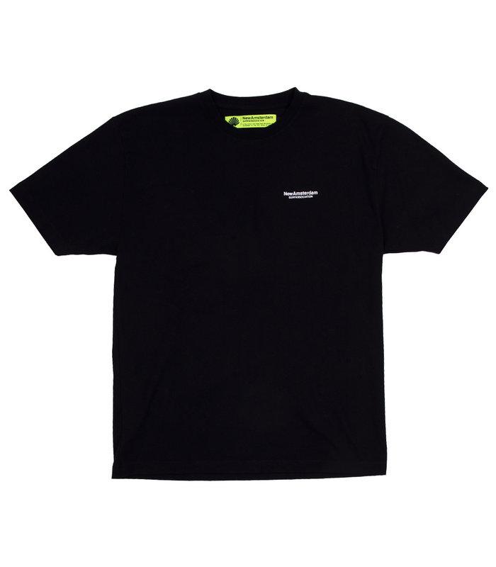 REFINE T-SHIRT BLACK