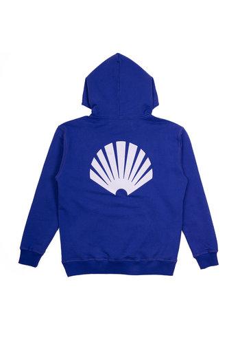 NEW AMSTERDAM SURFASSOCIATION logo hoodie royal blue