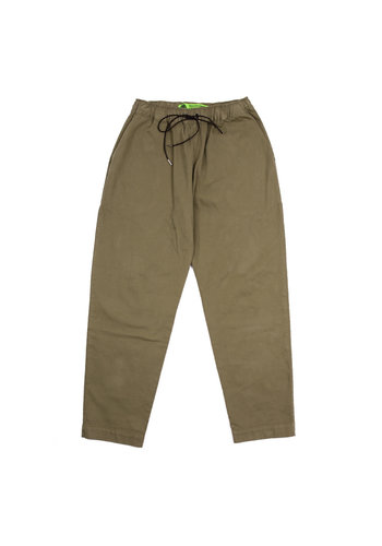 NEW AMSTERDAM SURFASSOCIATION work trousers aloe