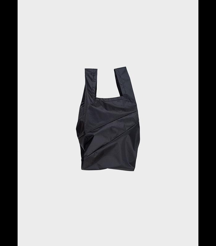 Shopping Bag Black & Black S
