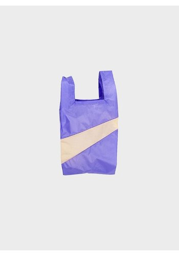 SUSAN BIJL shopping bag lilac & cees s