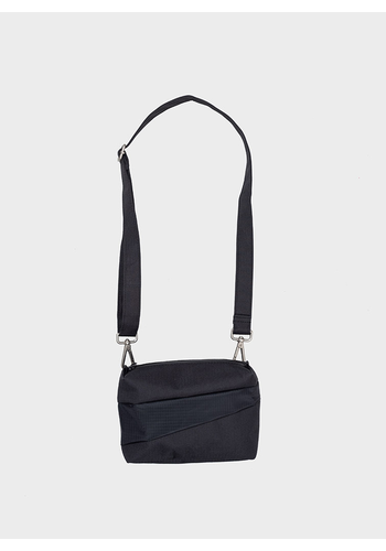 SUSAN BIJL bum bag black & black s