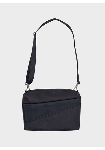 SUSAN BIJL bum bag black & black m