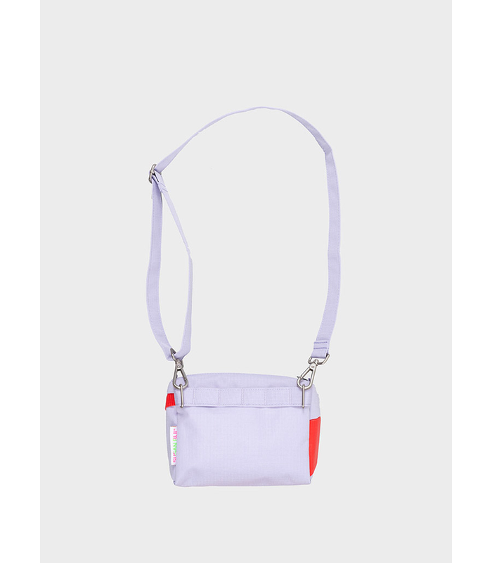 Bum Bag Lavender & Redlight S