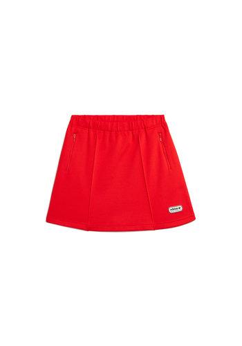 ADIDAS adidas x lotta volkova tennis skirt red