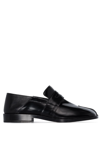 MAISON MARGIELA tabi male flat black