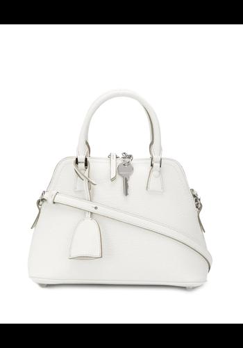 MAISON MARGIELA mini 5ac bag white