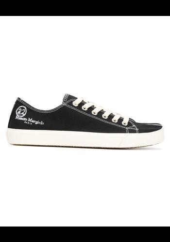 MAISON MARGIELA tabi sneaker low black
