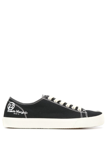 MAISON MARGIELA tabi sneakers black