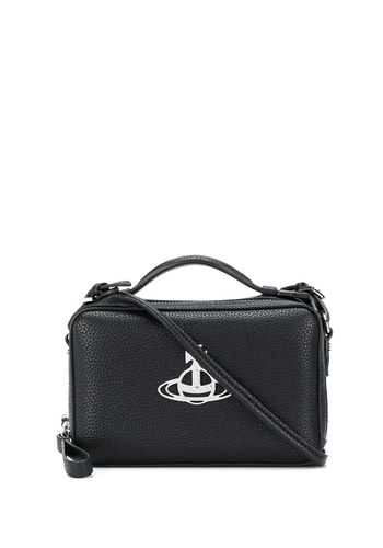 VIVIENNE WESTWOOD johanna camera bag black